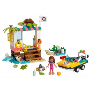 Lego Friends Turtles Rescue Mission - Sale