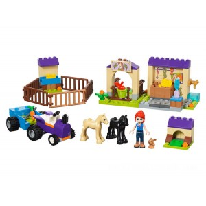 Lego Friends Mia's Foal Stable - Sale