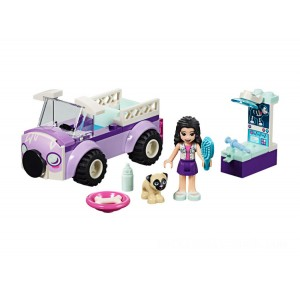 Lego Friends Emma's Mobile Vet Clinic - Sale