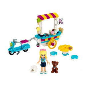 Lego Friends Ice Cream Cart - Sale