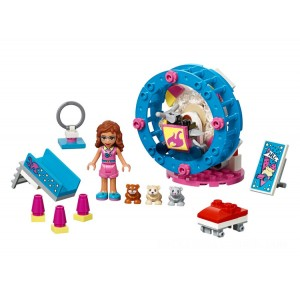 Lego Friends Olivia's Hamster Playground - Sale