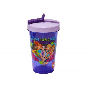 Lego Friends Friends Tumbler with Straw - Sale