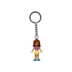 Lego Friends Olivia Key Chain - Sale
