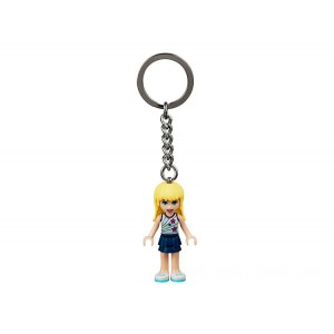 Lego Friends Stephanie Key Chain - Sale
