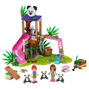Lego Friends Panda Jungle Tree House - Sale