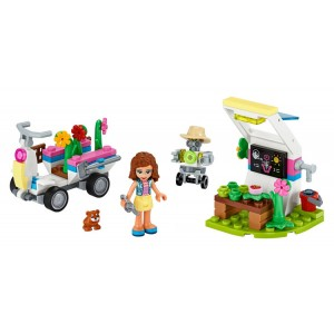 Lego Friends Olivia's Flower Garden - Sale