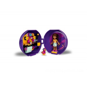 Lego Friends Andrea's DJ Pod - Sale