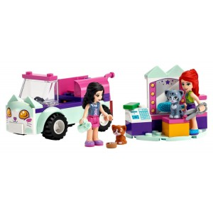 Lego Friends Cat Grooming Car - Sale