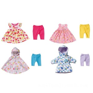 BABY born Deluxe 4Season Set 43cm - Sale