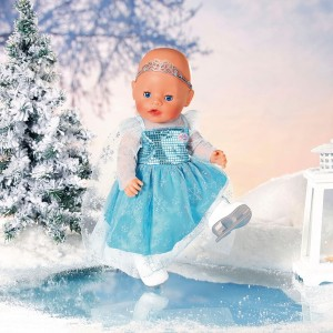 Baby born Princess on Ice Set - Sale