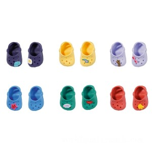 BABY born Holiday Shoes Set with Pins Assortment - Sale