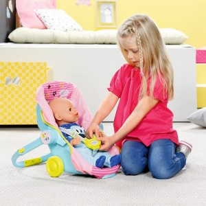 BABY born Comfort Seat with Wheels - Sale