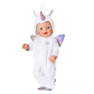 BABY born Unicorn Onesie - Sale