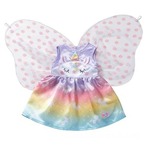 BABY born Unicorn Fairy Outfit 43cm - Sale
