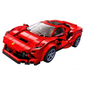 Lego Speed Champions Ferrari F8 Tributo - Sale