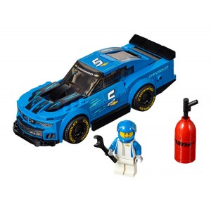 Lego Speed Champions Chevrolet Camaro ZL1 Race Car - Sale