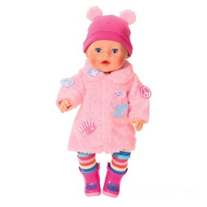 BABY born Trend Deluxe Coat - Sale