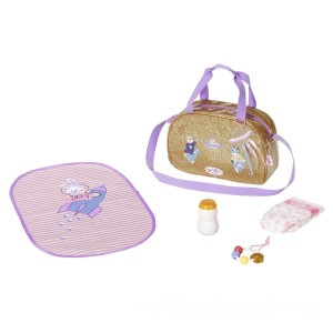 BABY born Happy Birthday Changing Bag - Sale