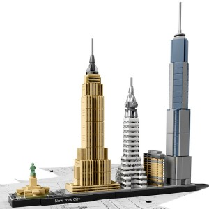 Lego Architecture New York City - Sale