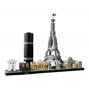 Lego Architecture Paris - Sale