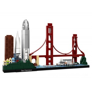Lego Architecture San Francisco - Sale
