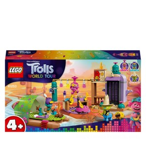 LEGO DreamWorks Trolls World Tour Lonesome Flats Raft Adventure - 41253 - Sale