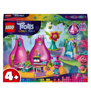 LEGO DreamWorks Trolls World Tour Poppy's Pod - 41251 - Sale
