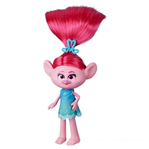 DreamWorks Trolls World Tour Stylin' Doll - Poppy - Sale