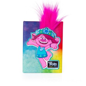 DreamWorks Trolls World Tour Poppy Glitter Diary - Sale