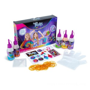 Trolls World Tour Tie-Dye Creations Kit - Sale