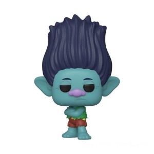Funko Pop! Movies: Trolls World Tour - Branch (Styles Vary) - Sale