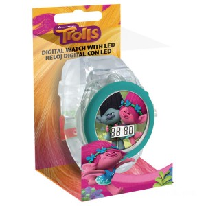 DreamWorks Trolls Digital LED Watch - Sale