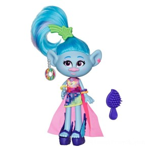 Dreamworks Trolls Work Tour - Glam Chenille - Sale