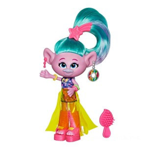 Dreamworks Trolls Work Tour - Glam Satin - Sale