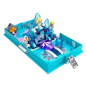 Lego Disney Frozen 2 Elsa and the Nokk Storybook Adventures - Sale