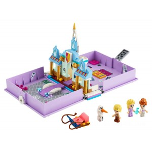 Lego Disney Frozen 2 Anna and Elsa's Storybook Adventures - Sale