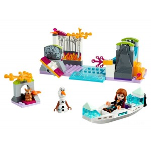 Lego Disney Frozen 2 Anna's Canoe Expedition - Sale