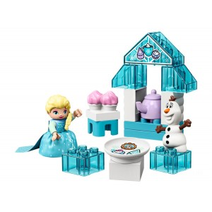 Lego Disney Frozen 2 Elsa and Olaf's Tea Party - Sale