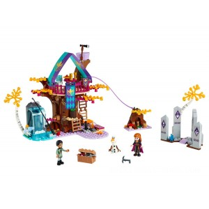 Lego Disney Frozen 2 Enchanted Treehouse - Sale
