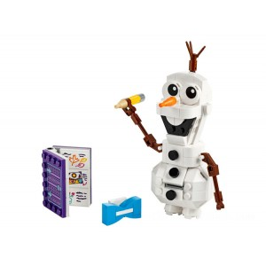 Lego Disney Frozen 2 Olaf - Sale