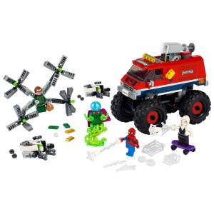 Lego Spider-Man Spider-Man's Monster Truck vs. Mysterio - Sale