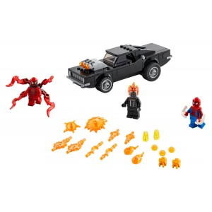 Lego Spider-Man Spider-Man and Ghost Rider vs. Carnage - Sale