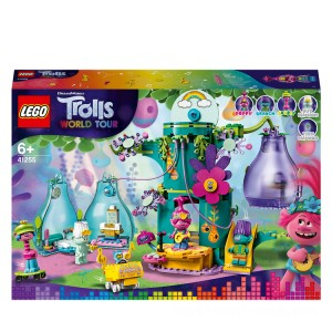 LEGO DreamWorks Trolls World Tour Pop Village Celebration - 41255 - Sale