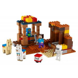Lego Minecraft™ The Trading Post - Sale
