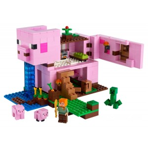 Lego Minecraft™ The Pig House - Sale