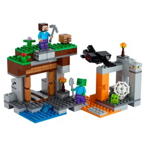 "Lego Minecraft™ The ""Abandoned"" Mine - Sale"