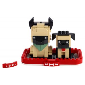 Lego BrickHeadz German Shepherd - Sale