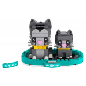 Lego BrickHeadz Shorthair Cats - Sale