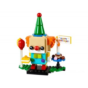 Lego BrickHeadz Birthday Clown - Sale