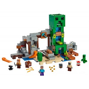Lego Minecraft™ The Creeper™ Mine - Sale